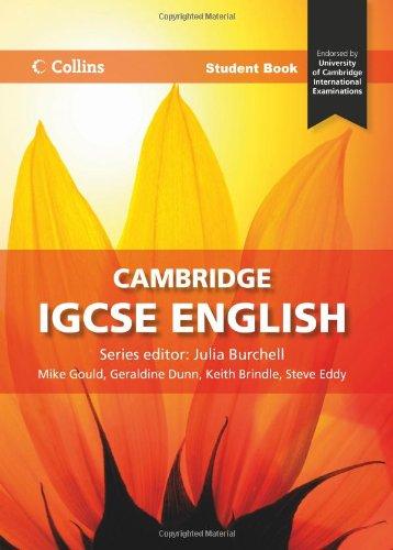 Cambridge Igcse English. Student Book (Collins Cambridge IGCSE English)