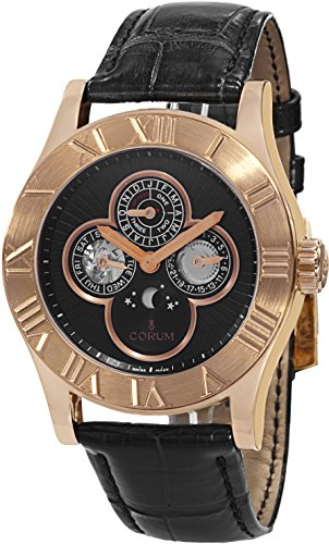 Corum Romvlvs Perpetual Calendar Men's Rose Gold Automatic Swiss Made Watch 183.510.55/0001 BN58