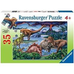 Ravensburger Puzzle Dinosaurios