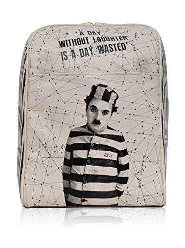 DOGO Smally Bag Rucksack Charlie Chaplin Vegan