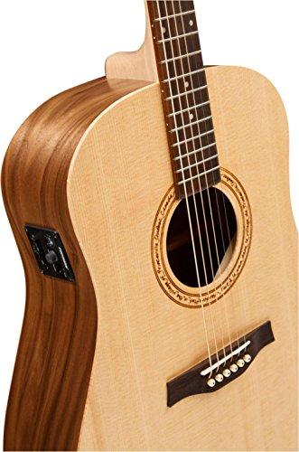 buy seagull walnut acoustic electric guitar at guitar center. Black Bedroom Furniture Sets. Home Design Ideas
