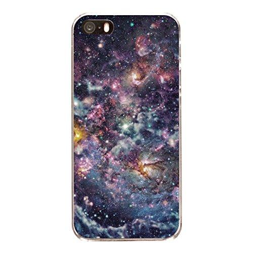 "Disagu SF-sdi-4558_1152#zub_cc6486 Design Schutzhülle für Apple iPhone SE - Motiv ""Space"""