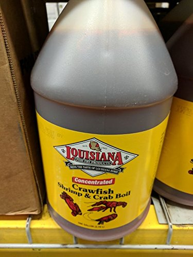 Louisiana Concentrated Crawfish Boil 1 Gal (2 Pack)