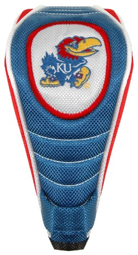 (Team Effort Kansas Jayhawks Shaft Gripper Utility Headcover)
