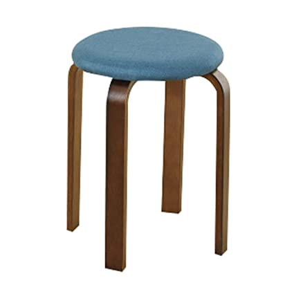 Fabulous Amazon Com Zhzhpsfd Simple Solid Wood Stool Fashion Stool Uwap Interior Chair Design Uwaporg