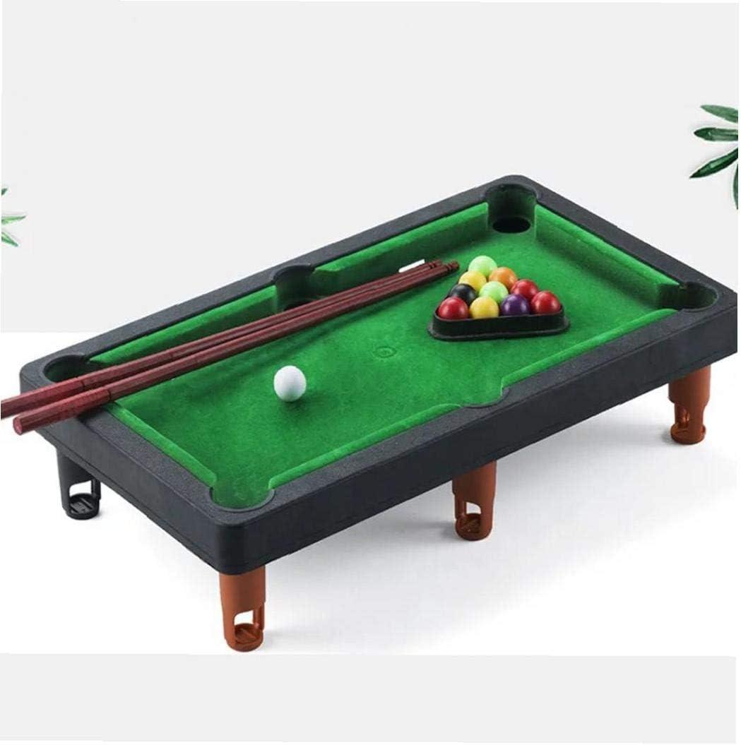 Compra Aisoway Mini Billar Snooker Juegos de Mesa Juego de la ...