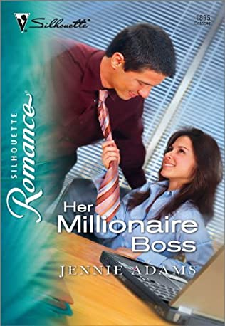 book cover of Her Millionaire Boss