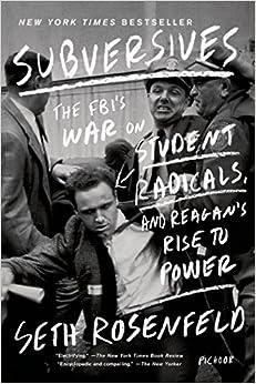 ??BETTER?? Subversives: The FBI's War On Student Radicals, And Reagan's Rise To Power. Guterres mejor member Midlands pescar Tauri escucha Mencken