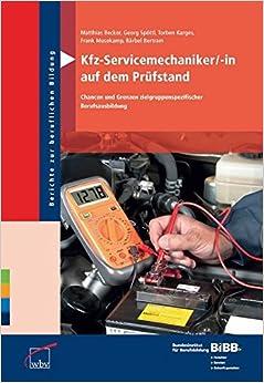 Book Kfz-Servicemechaniker/-in auf dem Prüfstand