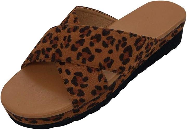 2019 New Women Comfy Platform Sandal