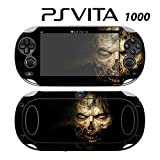 Skin Decal Cover Sticker for Sony PlayStation PS Vita (PCH-1000) - The Walking Dead Zombies