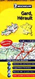 Image de Gard, Herault Road Map 339 (1:150,000 France Series, 339)
