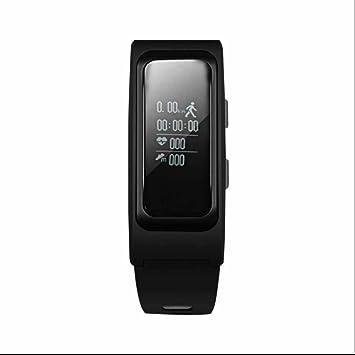 Montre Connectée,Podomètre Fitness Tracker dActivité Cardiofréquencemètre avec GPS Tracker/Musique Caméra