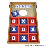 TWO-IN-ONE WOODEN TOSS GAME, Case of 3