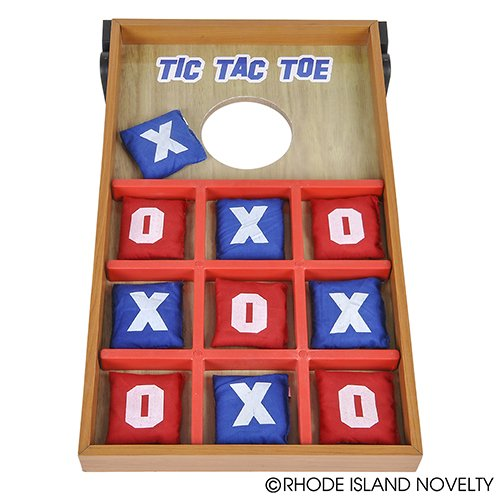 TWO-IN-ONE WOODEN TOSS GAME, Case of 6 by DollarItemDirect