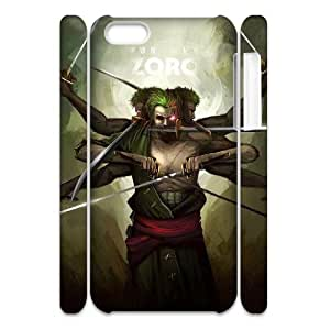 TOSOUL One Piece 1 Phone 3D Case For Iphone 5C [Pattern-2]