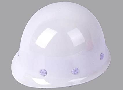 Cascos De Plástico Reforzado Con Fibra De Vidrio Puro Aislamiento De Alta Resistencia A Alta Temperatura