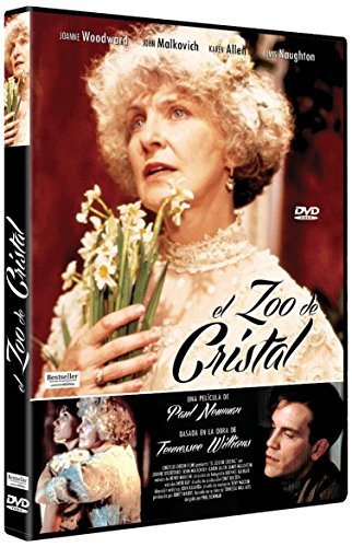 - The Glass Menagerie [ NON-USA FORMAT, PAL, Reg.0 Import - Spain ]