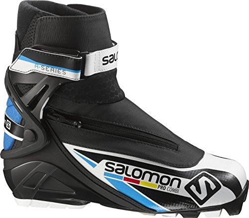 "SALOMON ""Pro Combi Pilot"" Botas de Esquí Modelo 2014 blanco/negro"