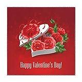 Best CJB Box Sets - Chen Miranda Valentine's Day Heart Box Polyester Placemats Review