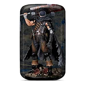 Durable Hard Cell-phone Cases For Samsung Galaxy S3 With Allow Personal Design HD Rise Against Image MarieFrancePitre