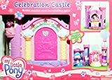 My Little Pony G3: Celebration Castle Playset with Music, Lights and Baby Pony Pink Sunsparkle