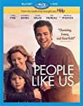 Cover Image for 'People Like Us (Two-Disc Blu-ray/DVD Combo)'