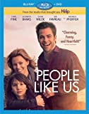 DVD : People Like Us (Two-Disc Blu-ray/DVD Combo)