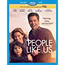 People Like Us (Two-Disc Blu-ray/DVD Combo)