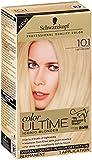 Schwarzkopf Ultime Hair Color Cream, 10.1 Light Blonde, 2.03 Ounce by Schwarzkopf