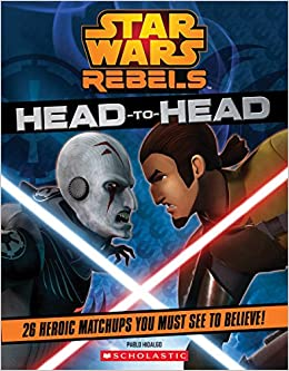 Book Star Wars Rebels: Head to Head