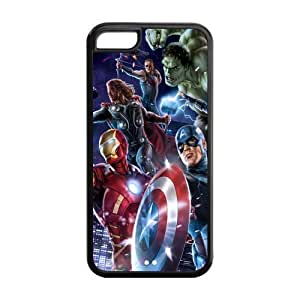 Customize The Hulk Avengers TPU Case for Iphone 5C