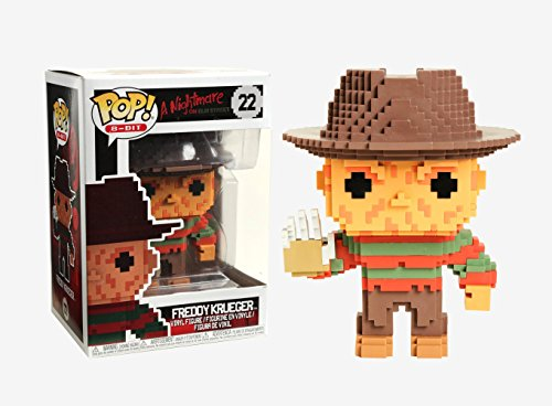 Funko Pop!- Horror 8-bit Freddy Krueger (24595)
