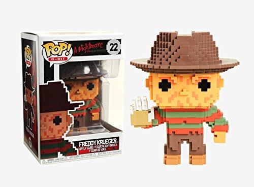 Funko Pop!- Horror 8-bit Freddy Krueger (24595)