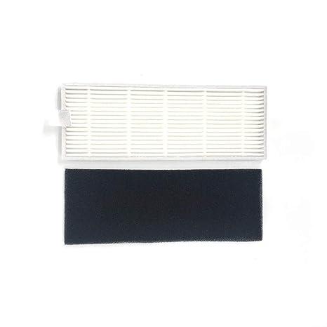 CAOQAO Ilife - Kit de Filtro y Cepillo Lateral de Repuesto ...