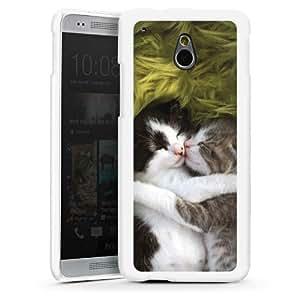 Diseño para HTC One M7 DesignTasche Downflip black - Molecular Memory