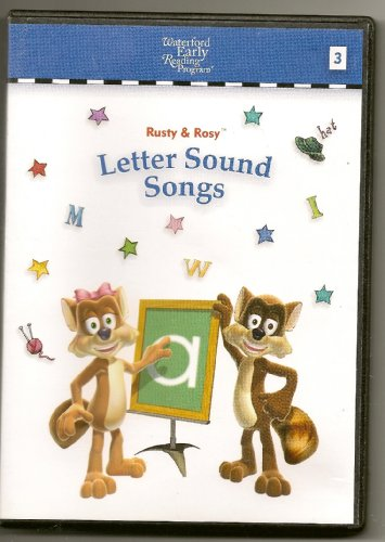 Rusty & Rosy Letter Sound Songs (Waterford Early Reading Program, Disc - Waterford Stores
