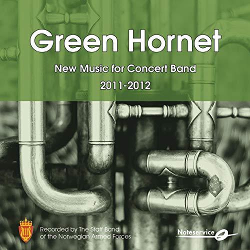 - Green Hornet - New Music for Concert Band 2011-2012