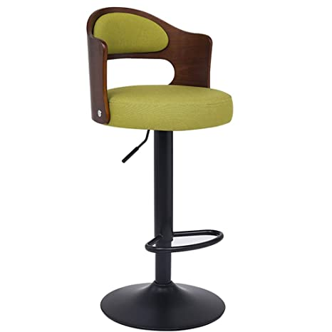 Excellent Amazon Com Adjustable Bar Stools Swivel Barstool Chairs Gmtry Best Dining Table And Chair Ideas Images Gmtryco