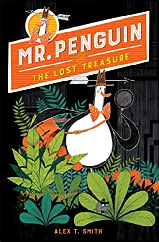Image result for mr. penguin and the lost treasure amazon