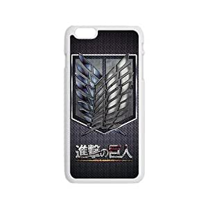 Attack on Titan signal Cell Phone Case for Iphone 6