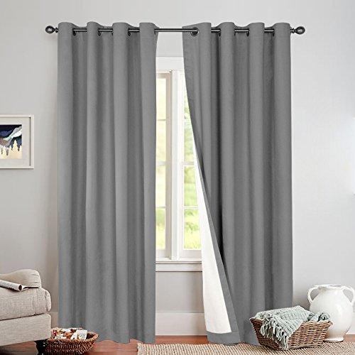 grommet top drapes - 7