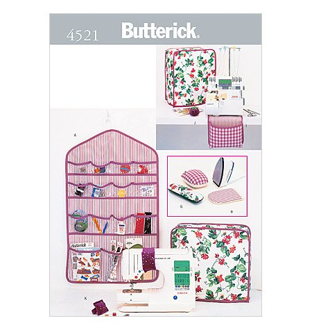 Butterick Pattern 4521 Designer Sewing Accessories