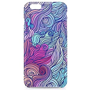 Hairs iPhone 6s 3D wrap around Case - Design 6