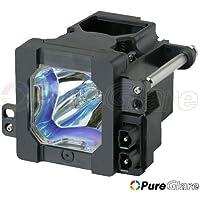 Pureglare TS-CL110C,TS-CL110U,TS-CL110UAA Lamp for Jvc HD-52FA97,HD-52G456,HD-52G566,HD-52G576,HD-52G586,HD-52G587,HD-52G657,HD-52G786,HD-52G787,HD-52G886,HD-52G887,HD-52Z575,HD-52Z575PA,HD-52Z585,HD-52Z585PA,HD-55G456,HD-55G466,HD-55GC86,HD-56FB97,HD-56FC97,HD-56FH96,HD-56FH97,HD-56FN97,HD-56FN98,HD-56FN99,HD-56G647,HD-56G657,HD-56G786,HD-56G787,HD-56G886,HD-56G887,HD-56GC87,HD-56ZR7J,HD-56ZR7U,HD-61FB97,HD-61FC97,HD-61FH96,HD-61FH97,HD-61FN97 by Pureglare