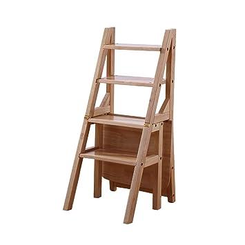 Estante plegable de la escalera | Silla plegable de la ...