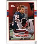 Steve Tasker autographed Football Card (Buffalo Bills) 1991 Fleer ... 4850570bc