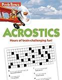 Puzzle Baron's Acrostics, Stephen P. Ryder and Puzzle Baron, 1615642277