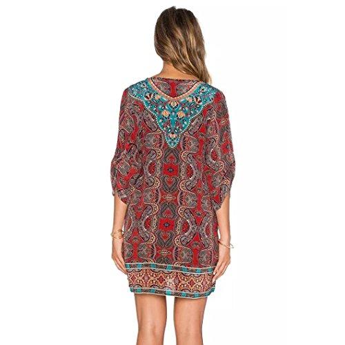 Moda 2018 Sonnena Vestidos Elegantes Mujer qt7xnwAX