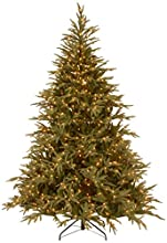 National Tree 7.5 Foot Frasier Grande Tree with Dual Color LED Lights